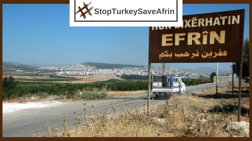 Statement of the Democratic Self Administration of Rojava in relation to the attacks on Afrin - Global Rights