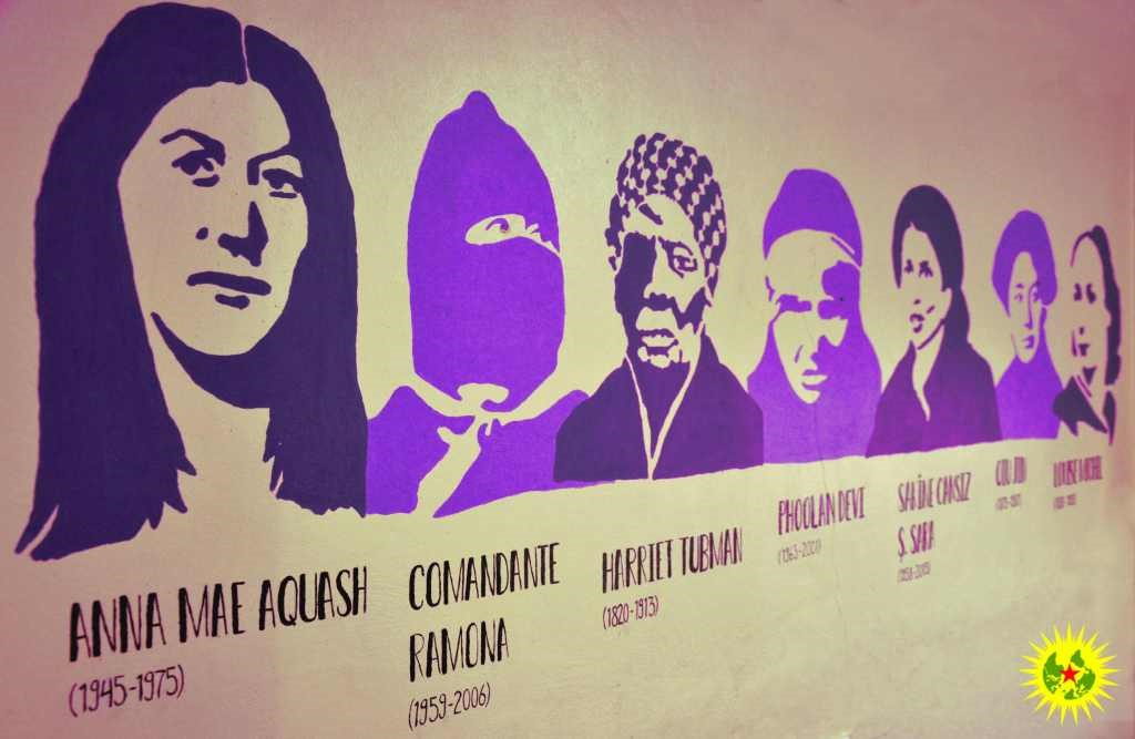 Anna Mae Aquash – From the US to Kurdistan: the indigenous