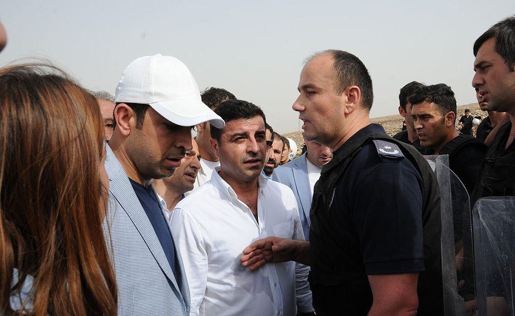 """Release Selahattin Demirtaş, Turkey!"" European Court of Human Rights - Global Rights"