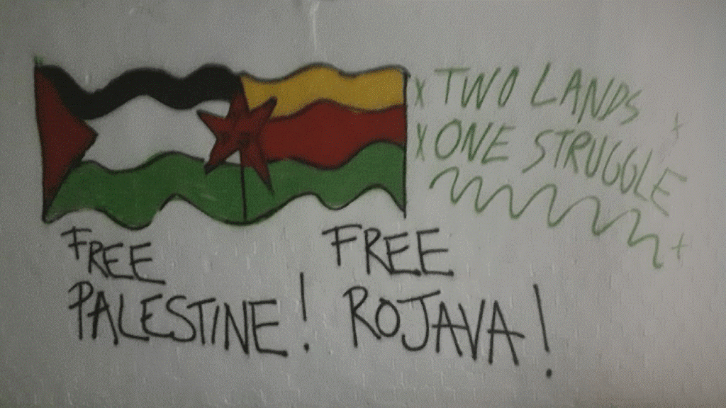 """Feminists in Ireland release letter in solidarity with """"our friends in Rojava"""" - Global Rights"""