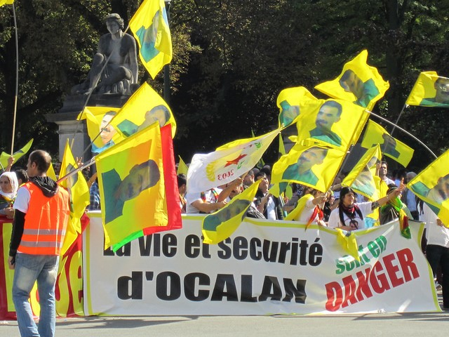 Solidarity with the Kurdish struggle… without Öcalan? - Global Rights
