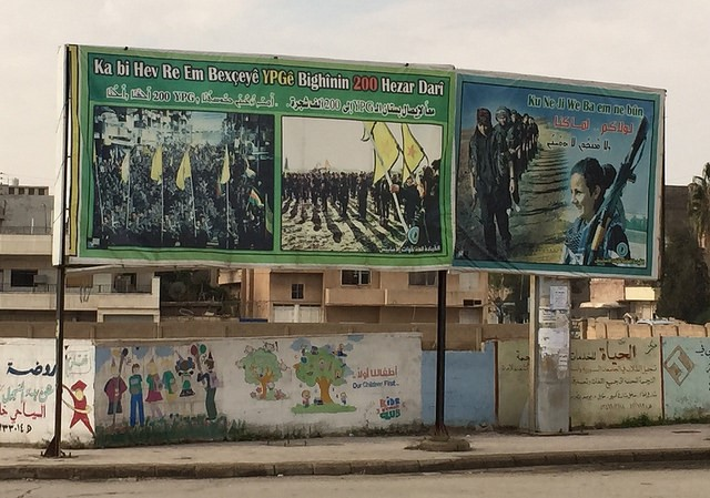 The theory and practice of the Kurdish Women's Movement: an interview in Diyarbakir - Global Rights