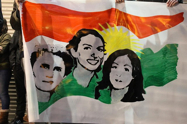 ON A DAY THIS WEEK. The Assassination of Sakine Cansiz, Fidan Dogan and Leyla Saylemez - Global Rights