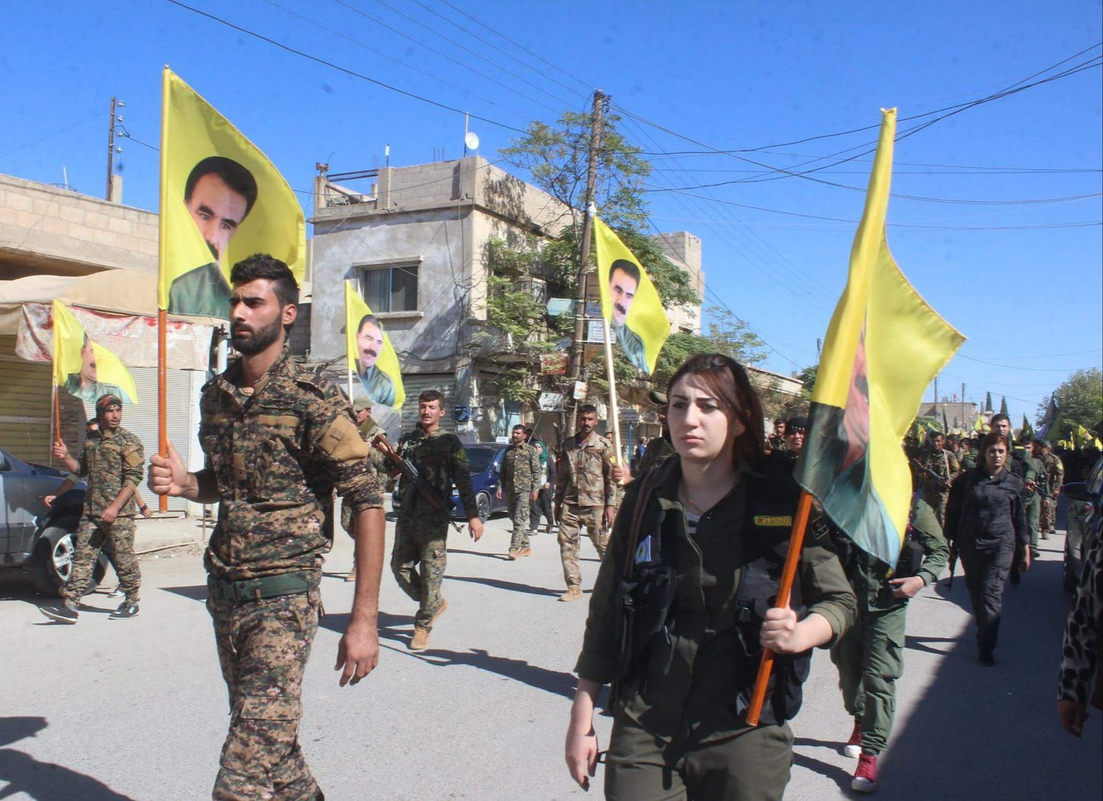 Uncertain Timesin Rojava – The Autonomous Administration of North and East Syria - Global Rights