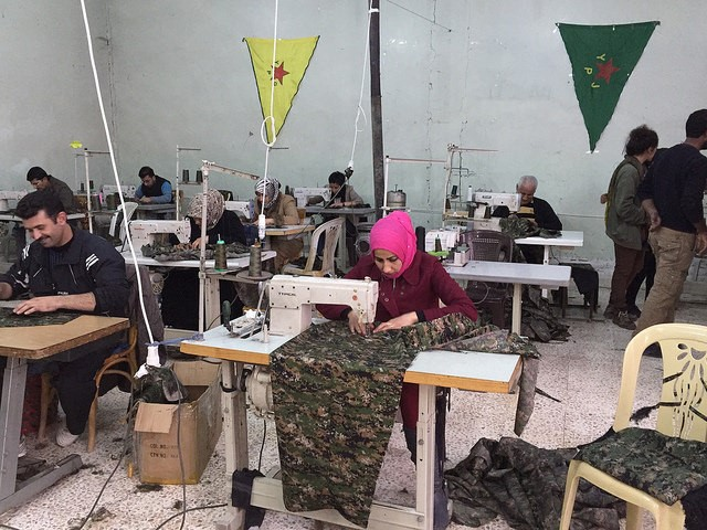 Rojava Revolution – From Sewage to Civil Society... - Global Rights