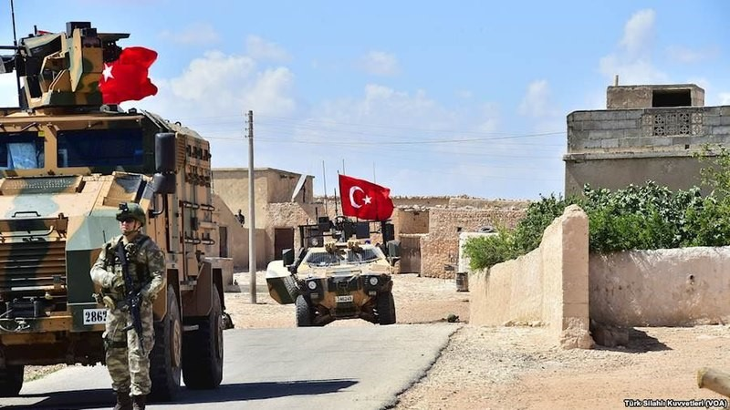 Turkey's Hour of Reckoning in Syria - Global Rights