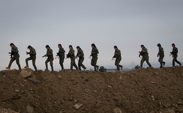 WAR ON AFRIN: THE Fourth WEEK - Global Rights